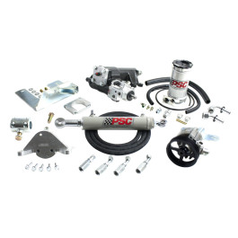 PSC Cylinder Assist Kit 12-15 Jeep JK (4 Door)