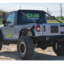 DV8 Truck Conversion