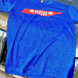 RTC - Jeep Tennessee Grill Shirt - Blue